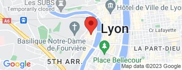 Carte Pylones - Petit Paumé