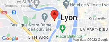Carte Palais Saint-Jean - Petit Paumé