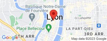 Carte Lion et Poisson  - Petit Paumé