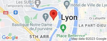 Carte Tamera Voyages d'Aventure - Petit Paumé