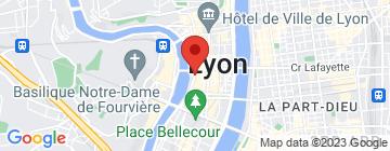 Carte Marché Quai Saint-Antoine - Petit Paumé