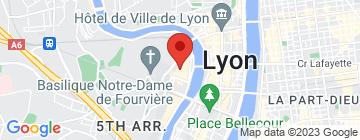 Carte Lyon-Renaissance - Petit Paumé