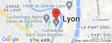 Carte La Chope de Lug - Petit Paumé