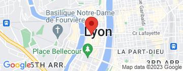 Carte La Route des Arômes - Petit Paumé