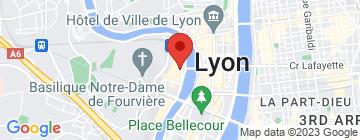 Carte L'atelier lyonnais  - Petit Paumé