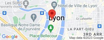 Carte Chez Fyfy - Mercière - Petit Paumé