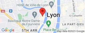 Carte Le Laurencin - Petit Paumé