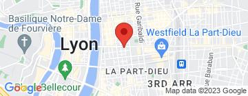 Carte Relooking Beauté Minceur - Créqui Lafayette - Petit Paumé