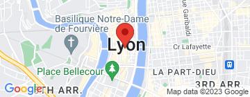 Carte Institut Corps & Âmes - Petit Paumé