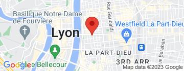 Carte Brasserie La Patrie - Petit Paumé