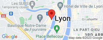 Carte Chez Chabert - Petit Paumé