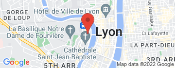 Carte Le Comptoir de Mathilde (Lyon 5) - Petit Paumé
