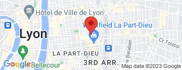 Carte Boucherie Centrale Giroud et Perrier - Petit Paumé