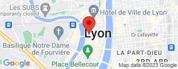 Carte Mon Liban - Petit Paumé