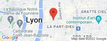 Carte Shiva Lyon 6 - Petit Paumé