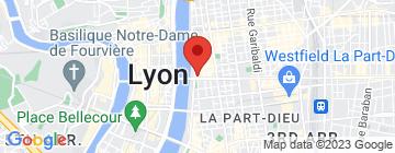 Carte Le Riva - Petit Paumé