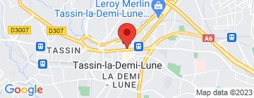 Carte La boîte noire - Tassin - Petit Paumé