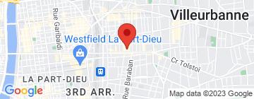 Carte Ahika Lyon 6 - Petit Paumé