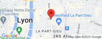 Carte Institut SHAN MING  - Petit Paumé
