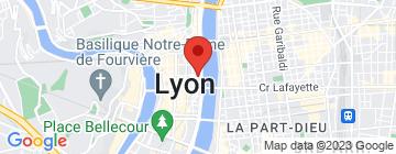 Carte Cours Legendre - Petit Paumé