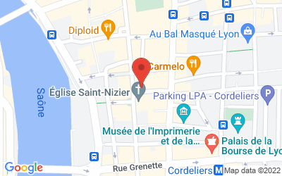 7, rue Pleney 69001 Lyon