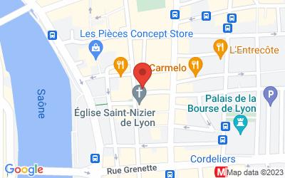 7, rue Pleney 69001 Lyon