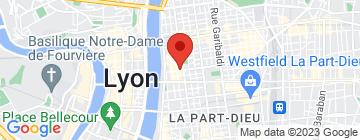 Carte Le Sixième - Petit Paumé
