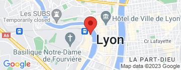 Carte BD Bondy - Petit Paumé