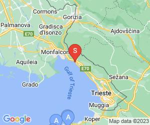 Karte für Falisia a Luxury Collection Resort & Spa Portopiccolo