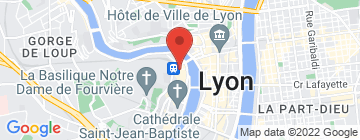 Carte La Grillardière - Petit Paumé