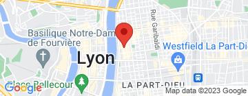 Carte Café San Remo - Petit Paumé