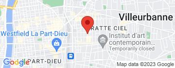 Carte Lyon Hula-Hoop Club - Petit Paumé