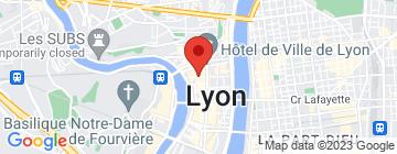 Carte Centre de Danse Brunerie - Petit Paumé