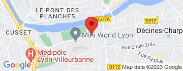 Carte Hippopotamus Carré de Soie - Petit Paumé