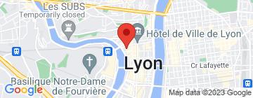 Carte Le Balmoral - Petit Paumé