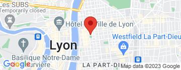 Carte Place des Sens - Petit Paumé