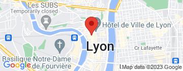 Carte Grand Hôtel des Terreaux - Petit Paumé