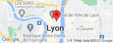 Carte L'Etoile Opéra - Petit Paumé