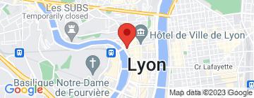 Carte Maison Guitel  - Petit Paumé