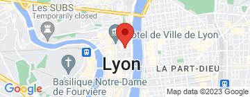Carte Le Baryton - Petit Paumé