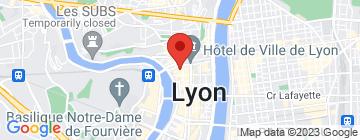 Carte Café des Fédérations - Petit Paumé