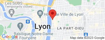 Carte Atelier du quai - Petit Paumé