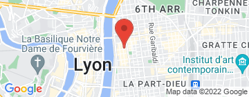 Carte La Fabrink - Petit Paumé