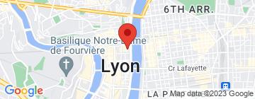 Carte Victoire et Thomas (Restaurant) - Petit Paumé