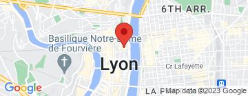 Carte Bar Café 203 - Petit Paumé