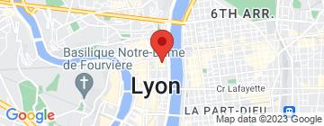 Carte Le Garet - Petit Paumé