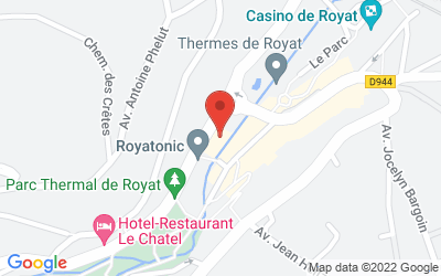 5 place Allard, 63130 Royat