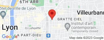 Carte Marché rue Bellecombe - Petit Paumé