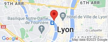Carte Rencontres urbaines - Petit Paumé