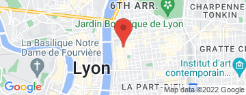 Carte Le Grand Café de Genève - Petit Paumé